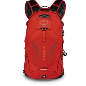 Osprey Syncro 12 Rugzak Heren, firebelly red